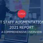 IT Staff Augmentation 2021 report - comprehensive overview