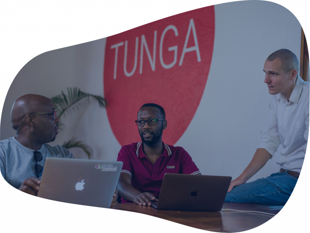 work with tunga preview